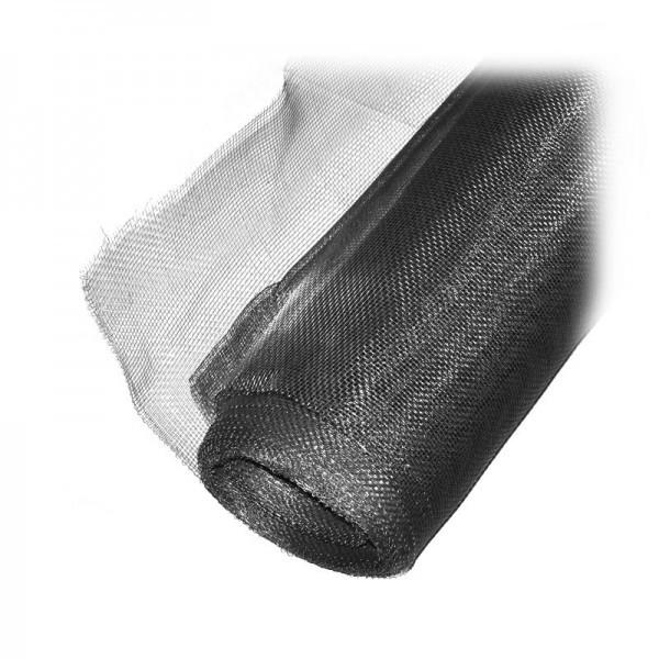 Сетка Тканая черная 14х14х0,8мм  1,0х80м