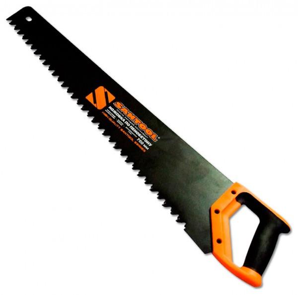 Ножовка по пеноблоку 700мм САНТУЛ