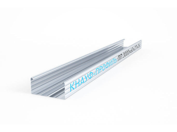 Профиль потолочный ПП-60х27х3000мм 0,6мм Кнауф